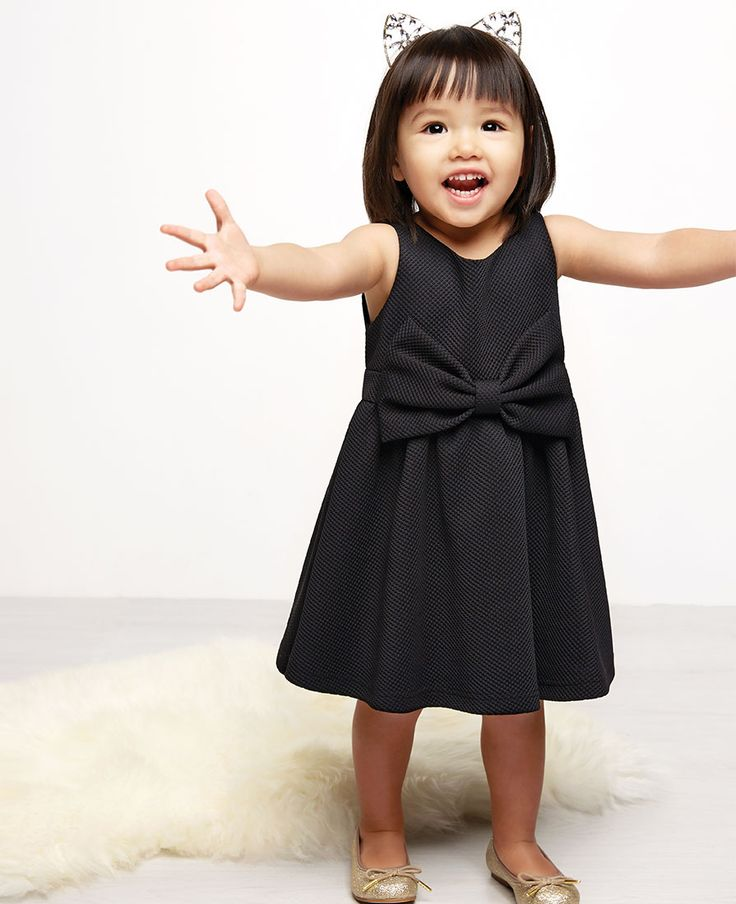 Baby Girl's Bowie Dress - Bardot Junior