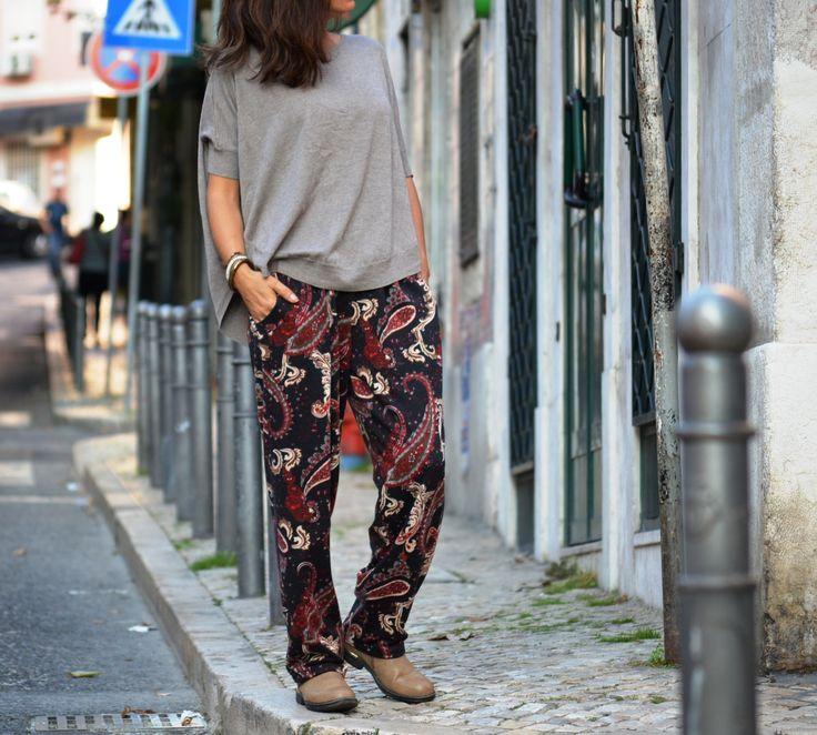 Conjunto camisola e calças by CHG