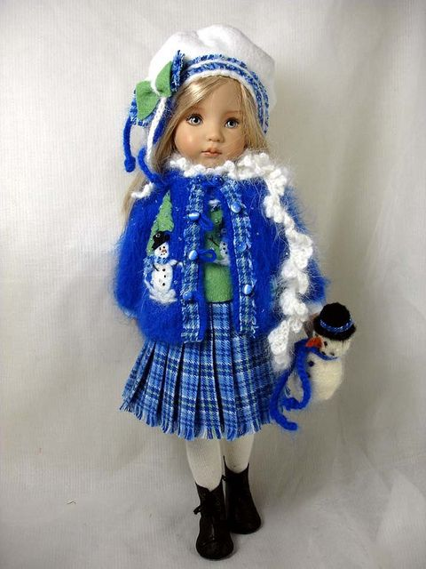 Snow Much Fun - for Dianna Effner's Little Darlings by Dress*Ups by pj: