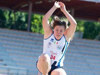 La disabilità è negli occhi di chi guarda.: Trisome Games: record mondiale per Nicole Orlando