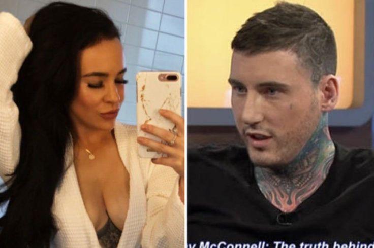 Stephanie Davis refuses to chew again as Jeremy McConnell bares all on Jeremy Kyle: INSTAGRAM… #Celebrity #Paparazzi #again #bares #davis