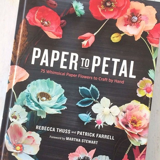 Paper to Petal - Paper Flowers