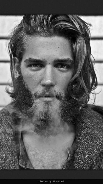 Men With Beards | bu sakallarla gerici yaftasını alırısınız ama avrupa'da moda | sac-sakal-modelleri
