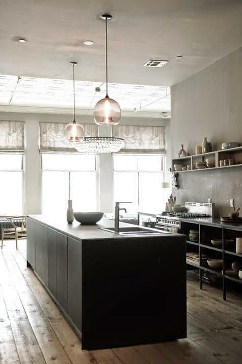 Méchant Studio Blog: beauty out of date kitchen