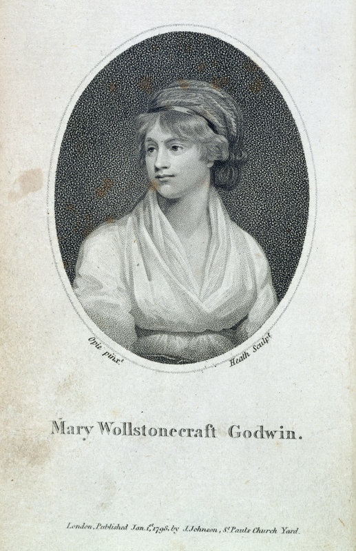 a literary analysis of a vindication of the rights of woman Analysis of vindication of the rights for women by mary wollstonecraft  our rationality should enable us to obtain a character, a virtue, and to improve, just like.