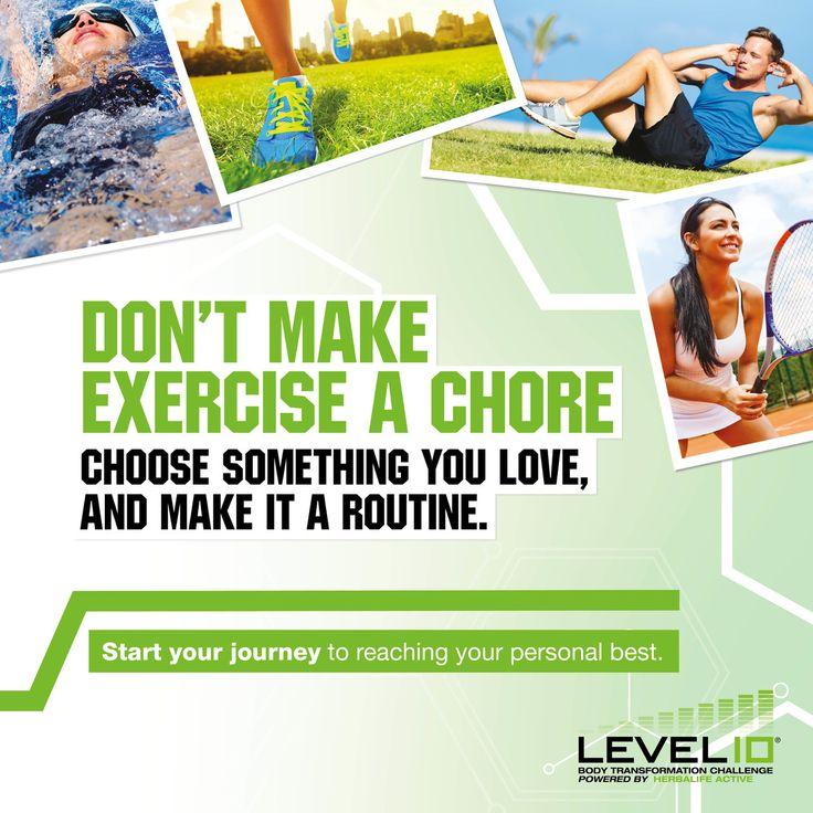 Enjoy building your healthy, hard body.️