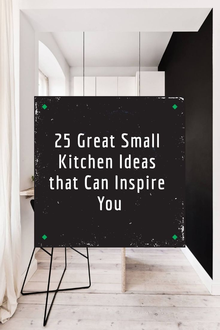 25 Great Small Kitchen Ideas That Can Inspire You Enthusiasthome Small Kitchen Storage Diy Small Kitchen Small Kitchen Storage
