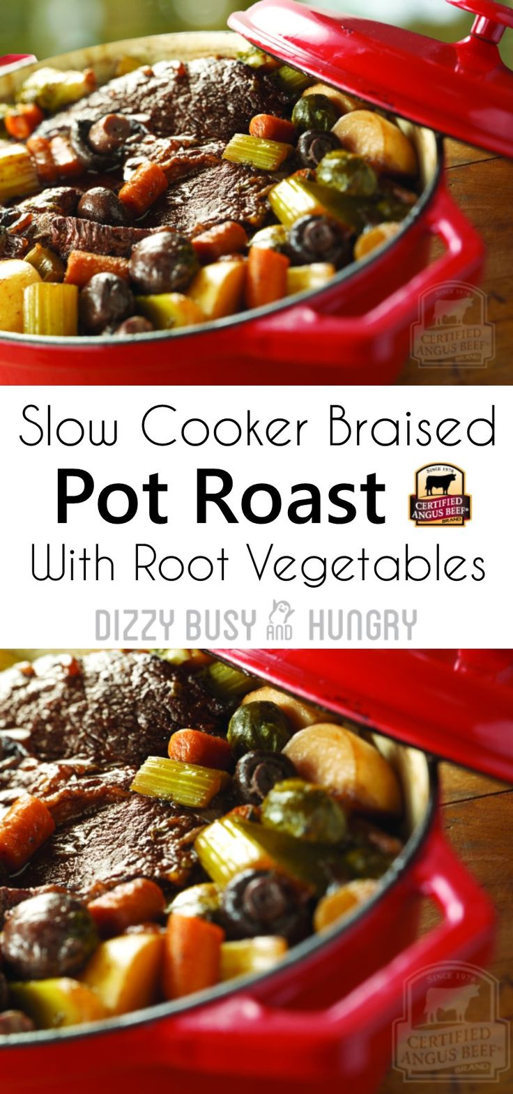 braised pot roast with root vegetables slow cooker recipes crock pot ...