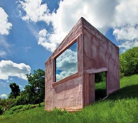 villa Hermina by Czech HSH Architekti. photo Tomas Dittrich, courtesy of MFDnes