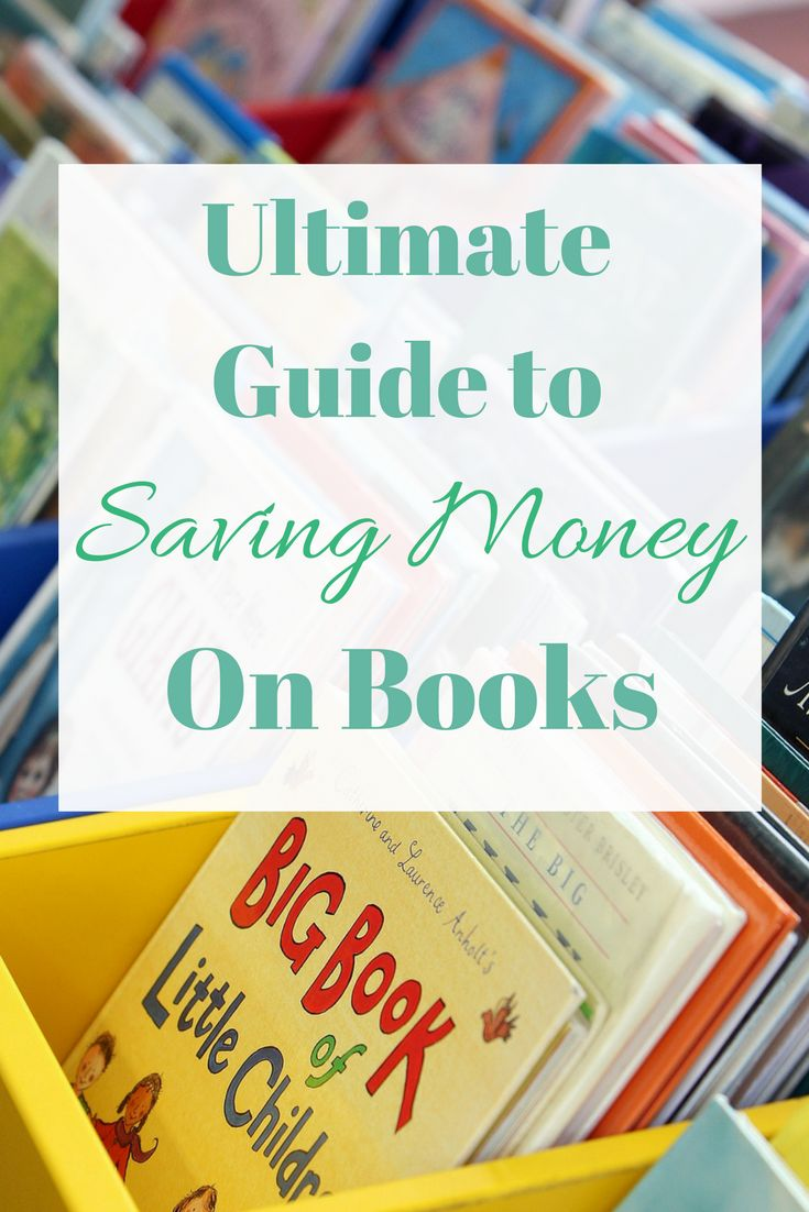 Love to curl up with a good book? Me too. Here are my top tips for finding books for less