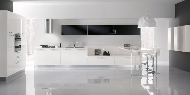 Elegant and tasteful... #Valencia http://www.spar.it/sp/it/arredamento/cucine...