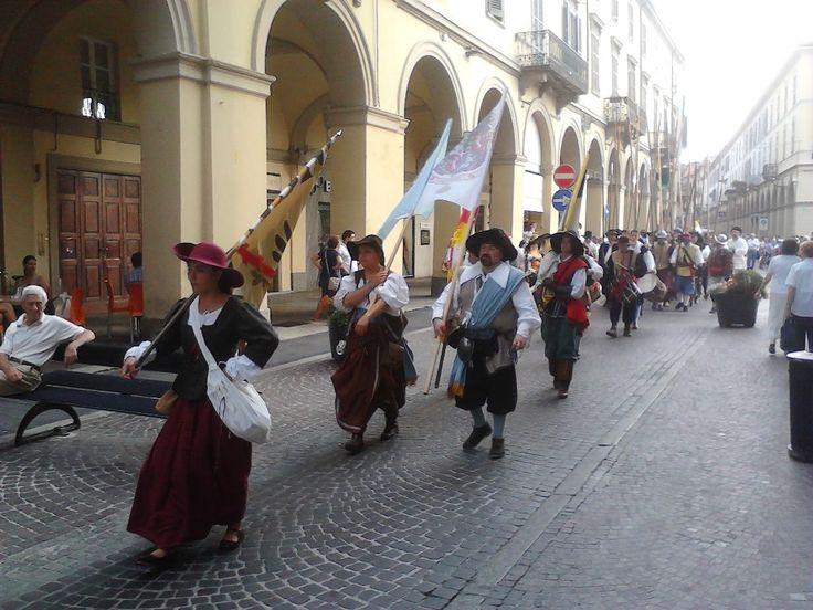 """""""La Città della Storia 2012"""", nel terzo millennio rivive il passato di #Tortona"""