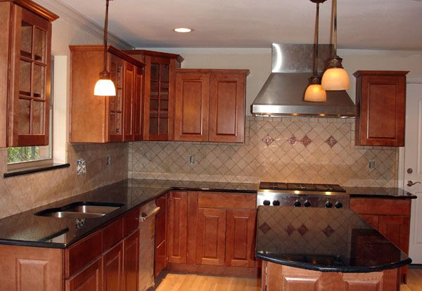 86 Best Images About Kitchens On Pinterest Oak Cabinets