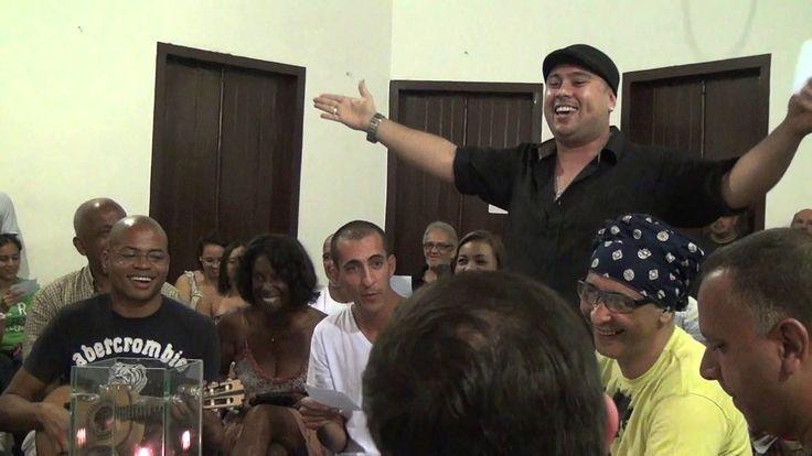 Samba da Vela - A Outra Boca Sem Dente - Marcinho Moreira e Cartolinha -...