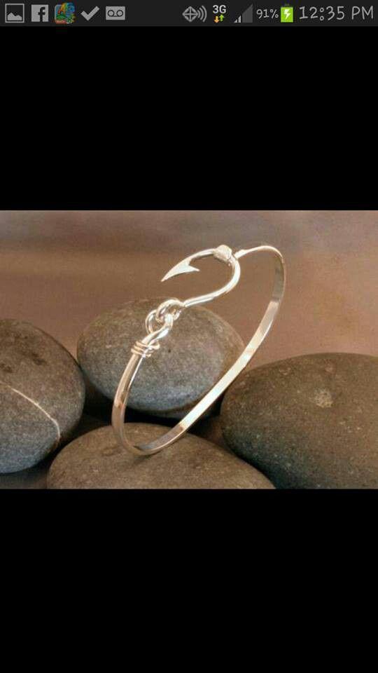 Fishing ring! I think Santa needs to bring me this. :)