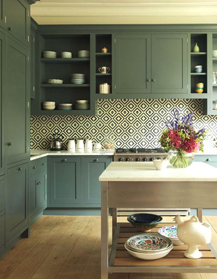 Kitchen Backsplash Tile Pattern Ideas