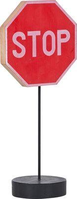 Figurka Stop - Obrazy i rzeźby - Artykuły Dekoracyjne - Meble VOX