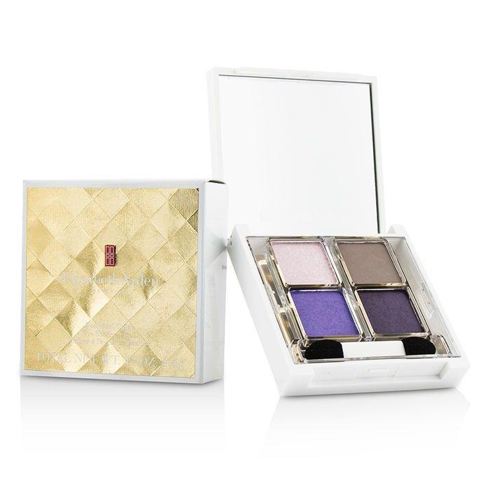 Elizabeth Arden - Beautiful Color Тени для Век - #02 Posh Purples (Ограниченный Выпуск) 4.4g/0.15oz - Косметика для Всех - Cosmeticall.com.ua