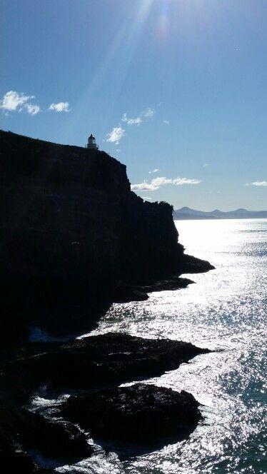 lighthouse portabello dunedin otago nz