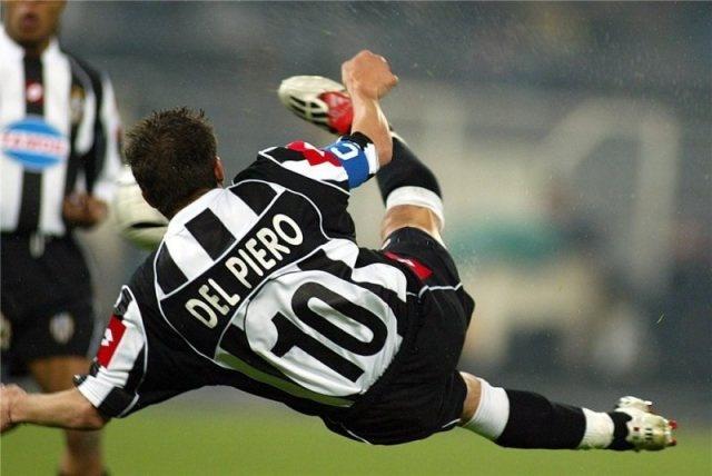 Epic Alessandro Del Piero, Juventus