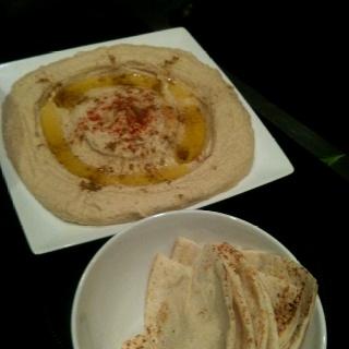 Arabian food at @KitchenClub in Madrid