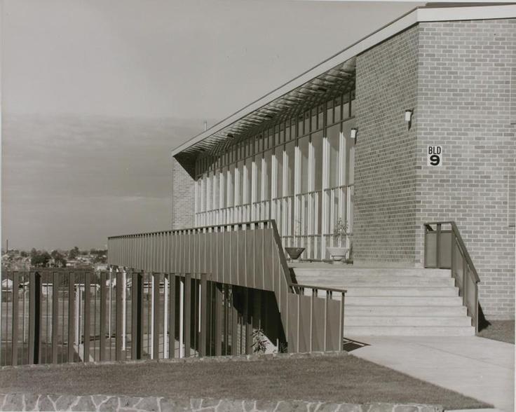 Kodak Factory. Coburg/ Melbourne 1965.  Photograph by Mark Strizic.