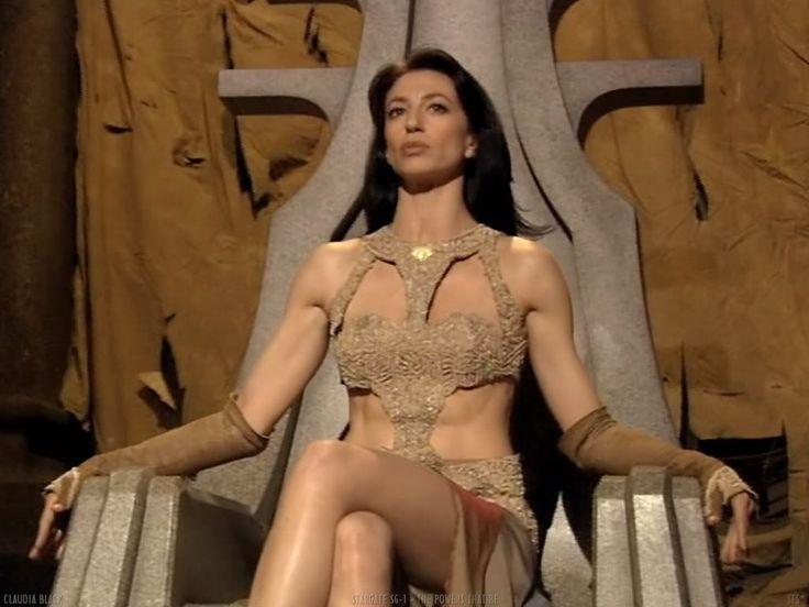 Stargate claudia black nude