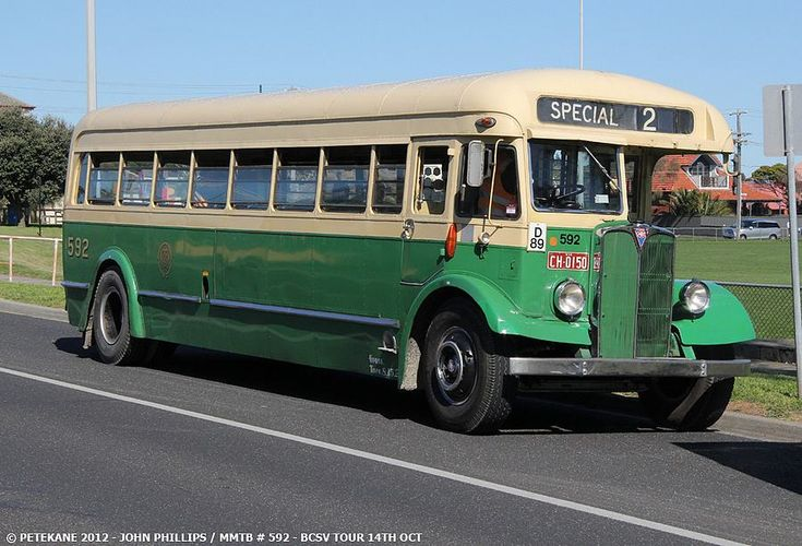 AEC in Australia - What nostalgia !! - I used to travel to work on these buses from Fisherman's Bend to the City.