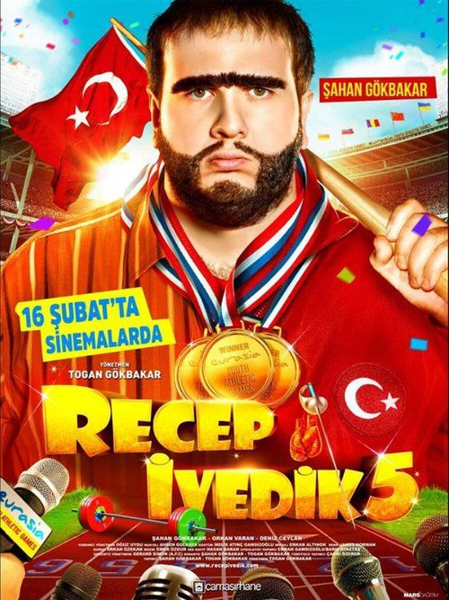 Watch Recep Ivedik 5 (2017) Full Movie HD Free Download