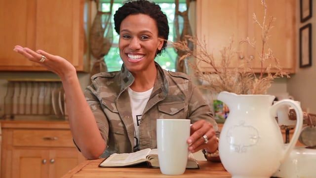 Shield of Faith by Priscilla Shirer (8:14 min) for WFA... War Room Fervant Armor of God