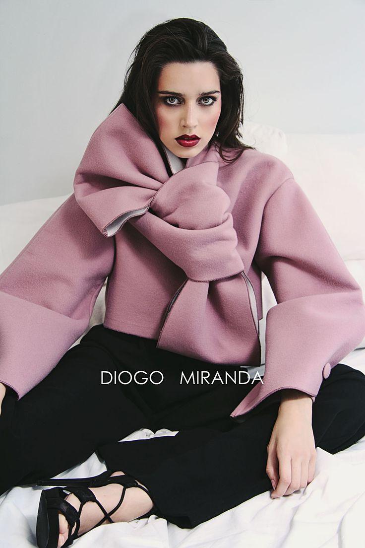 Diogo Miranda fw 1415 campaign - Elle Portugal