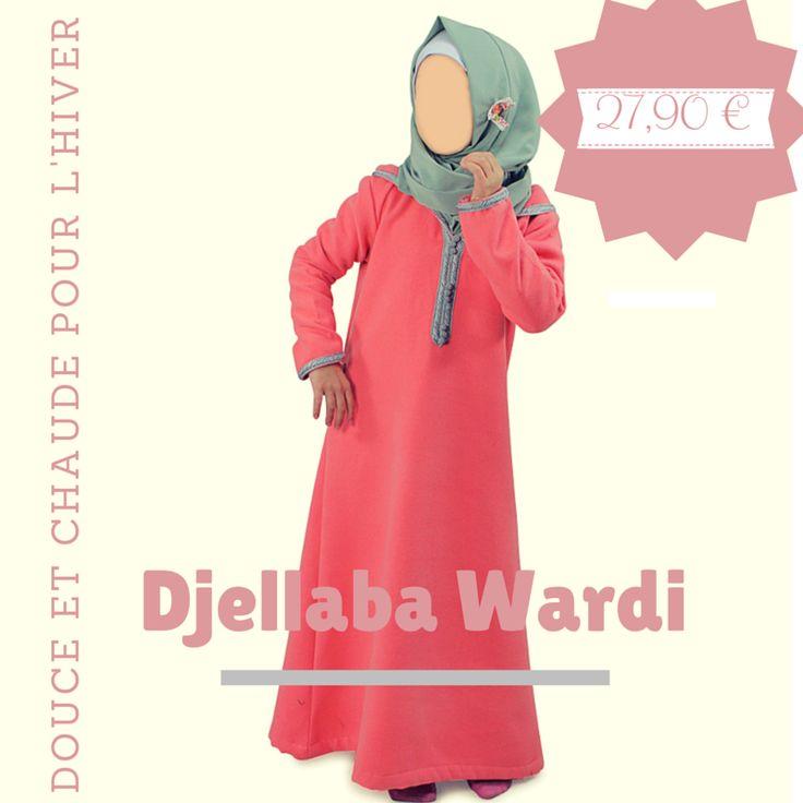 Djellaba Wardi girl - Al Moultazimoun #Boutique #muslim #kids - #girl - #jilbab - #salat - #prière - #best - #abaya - #modest #fashion - - #modest #wear - #muslim #wear - #jilbabi - #outfit - #hijabi - #hijabista - #long #dress - #mode #musulmane - #DIY - #hijab