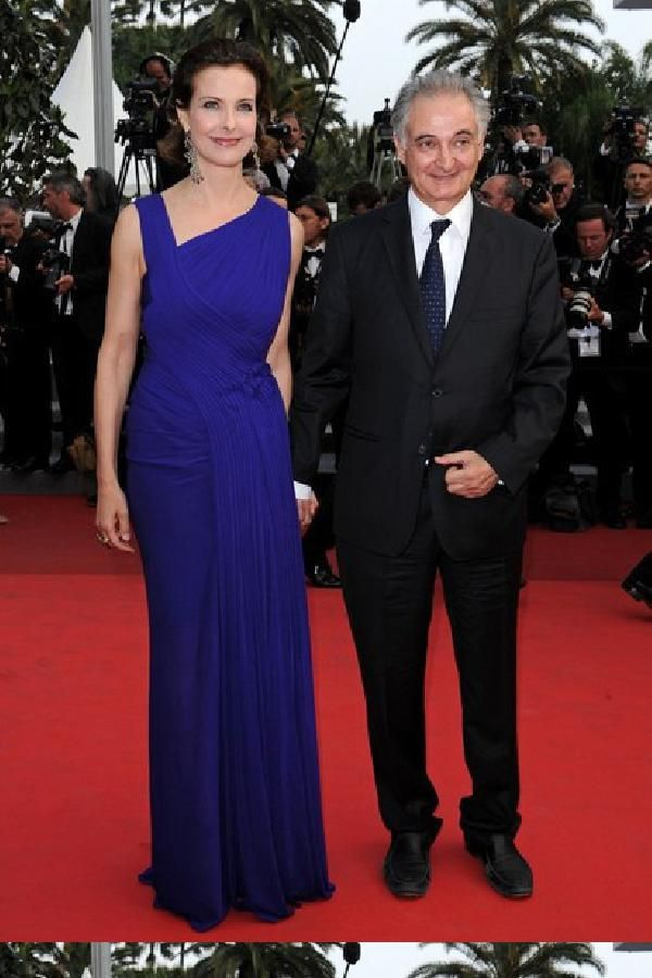 Sale Substantial Custom Made Dress Carole Bouquet Blue Custom Evening Dress  2011 Cannes Film Festival Red Evening Dresses  RedEveningDresses, ... 12c5e44b4e3f