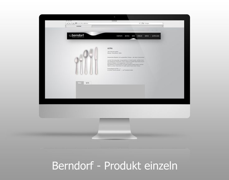Homepage - front: product single