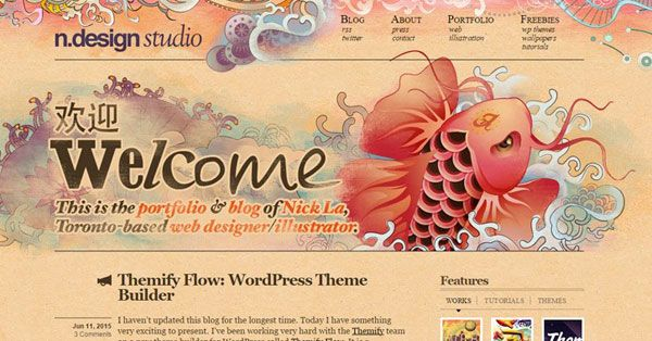 20 #Awesome #Backgrounds for #WebDesign #Inspiration