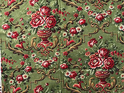 Robyn-Pandolph-Aubrey-Rose-Fabric-3-Yards-Free-Shipping