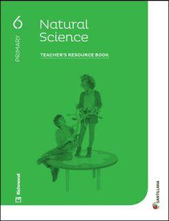 Colegio José Calderón: Natural Science 5º y 6º E. Primaria . Editorial Richmond