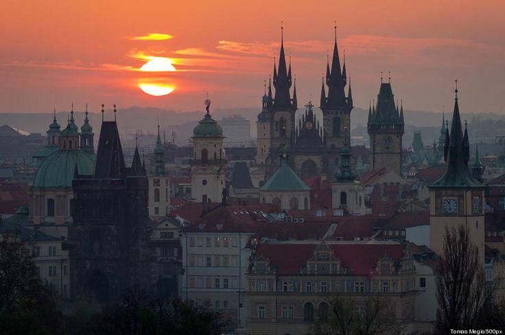10 clichés qui prouvent que Prague est la plus belle ville dEurope (PHOTOS)