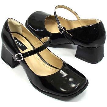 Sapato Retrô em Couro Doll - ZPZ SHOES 179,90