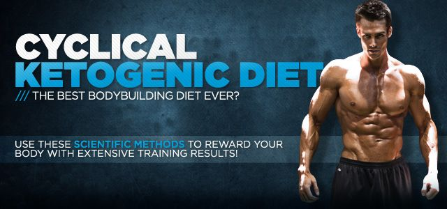 Cyclical Ketogenic Diet: The Best Ever Bodybuilding Diet?  Suggests 5-6 days low carb, 1-2 days carb refeeding per week. 0-50g carbs on low carb days.