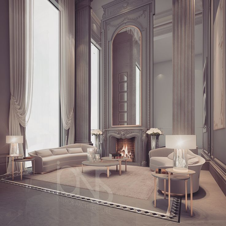 Sitting Area Design - By IONS DESIGN