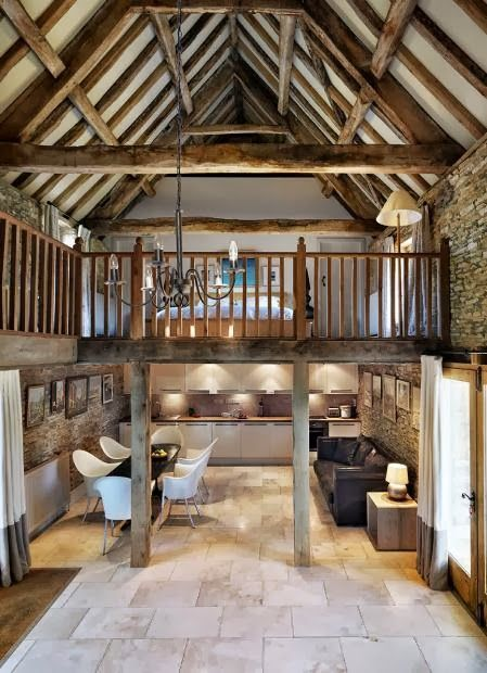 Ein Haus aus dem Jahr 1706 einrichten #BarnHouse …