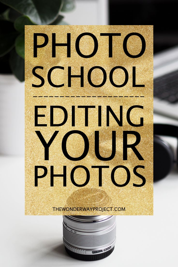 HOW I EDIT MY PHOTOS! The first post in the Wonderway Photoschool series. --> Click through to the blog to see how I edit my photos in Photoshop (and Picmonkey!)