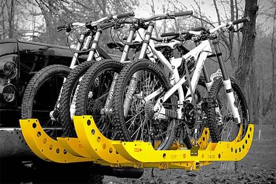 Tuf Rack Indestructible Car Bike Racks