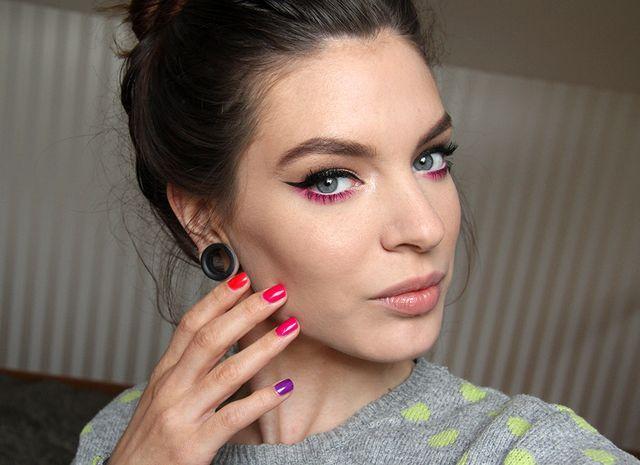 Roundup: 2016 in makeup looks