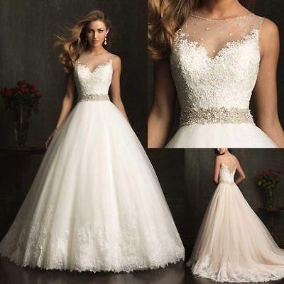 Minőségi csipkés A- vonalú  esküvői  ruha méretre készítve UHJIK758U