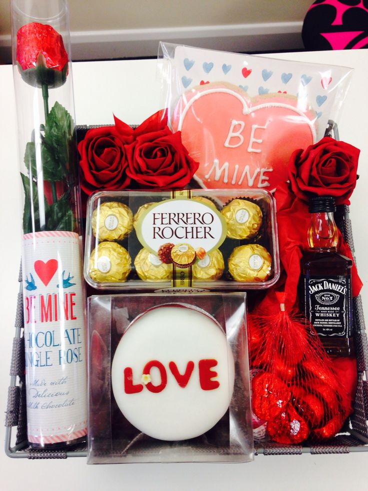 Made to order Valentines Day hamper for that special someone ❤️❤️