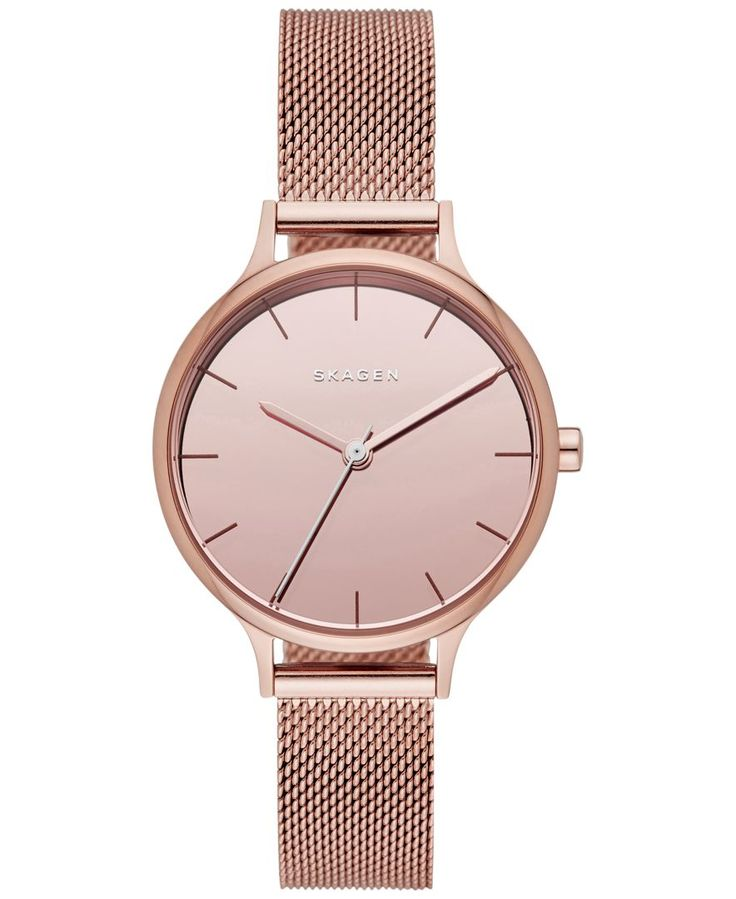 ww lsch rose w versa gold retina mesh watches products