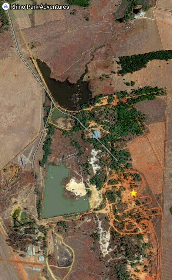 Rhinopark MX Track Satellite View