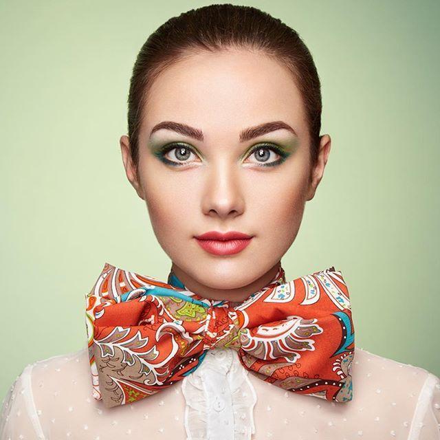 Model @sashabrutskaya